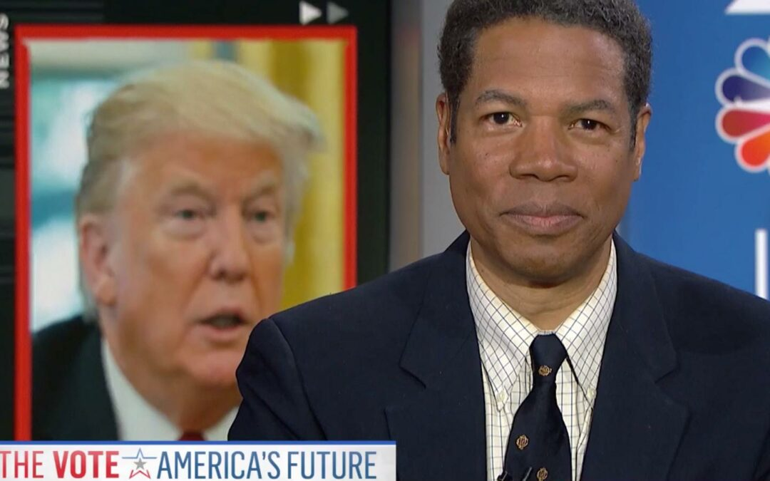 MSNBC: Watkins Calls for Civility, Kindness in New Book
